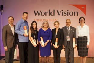 World Vision Canada-World Vision Canada recognizes extraordinary