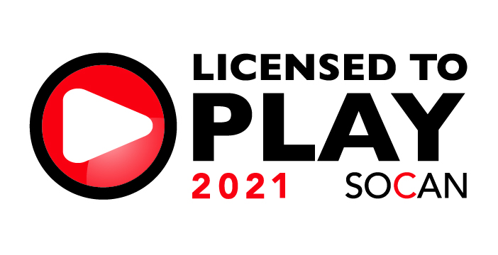 Licensed to play / SOCAN